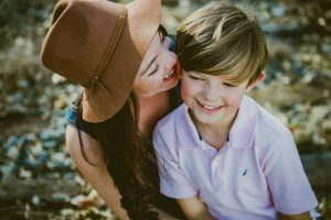 Bold Heart coaching - mom and son